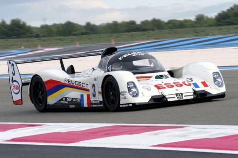 @Peugeot 905 - 1