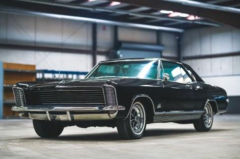 @1965 Buick Riviera - 1