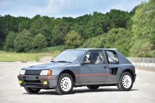@1984 Peugeot 205 Turbo 16 - 1
