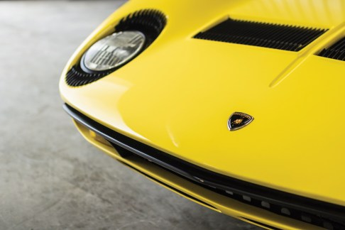 @Lamborghini Miura P400 - 3111 - 3