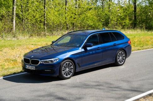 2020 BMW 520d Touring 48V-0022