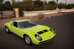 @1967 Lamborghini Miura P400 SV Conversion-3066 - 10