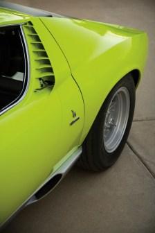 @1967 Lamborghini Miura P400 SV Conversion-3066 - 2