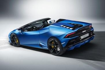 @Lamborghini Huracan Evo RWD Spyder - 6
