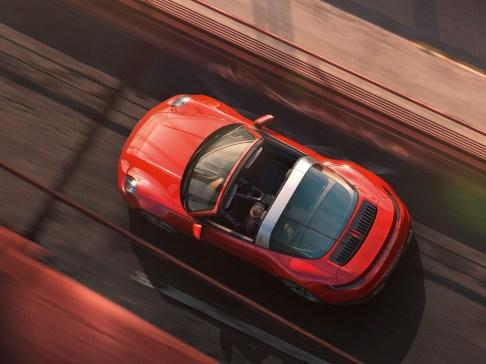 @Porsche 911 Targa - 4