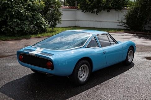 @1966 De Tomaso Vallelunga - 2