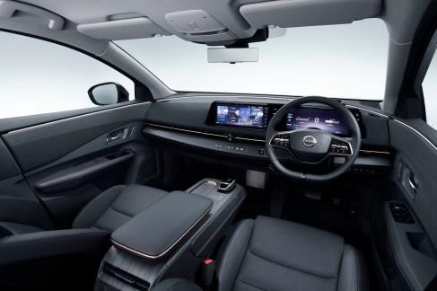 @Nissan Ariya - 1