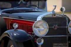 @1930 CADILLAC V-16 CONVERTIBLE SEDAN BY MURPHY1930 CADILLAC V-16 CONVERTIBLE SEDAN MURPHY - 7
