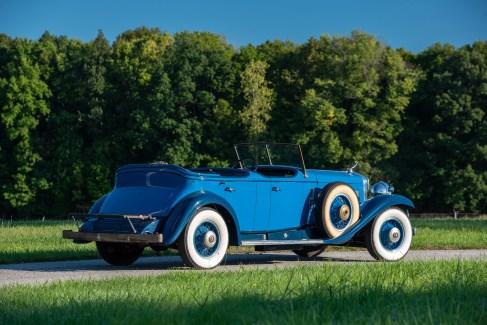 @1931 Cadillac Series 452 Sport Phaeton - 1