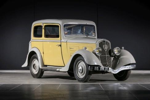 1934 Peugeot 201 BR Coach - 1