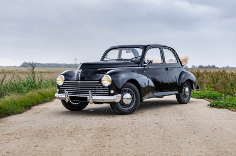 @1951 Peugeot 203 A Berline Découvrable - 1