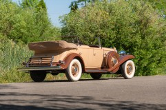 @1932 Cadillac V-16 Sport Phaeton - 4