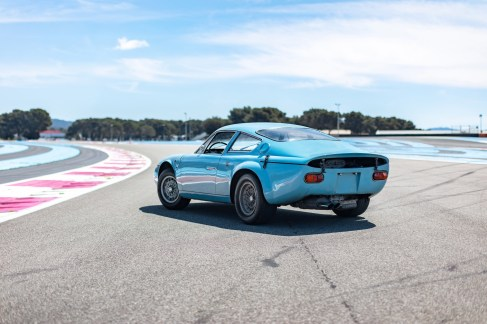 ©1963 Abarth-Simca 1300 GT Coupé-130S-0091 - 30