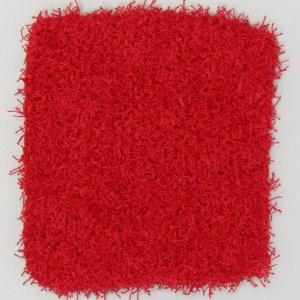 Red Rectangular Scrubbie