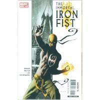 Immortal Iron Fist 1