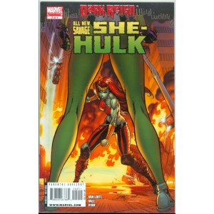 All New Savage She-Hulk 2 of 4
