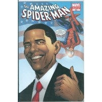 Amazing Spider-Man 583 3rd Printing Variant