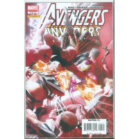 Avengers Invaders 4 of 12