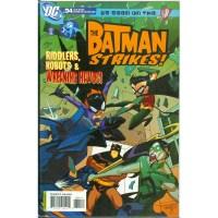 Batman Strikes 34