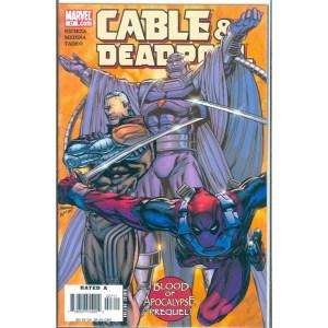 Cable & Deadpool 27