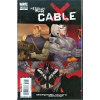 Cable X Messiah War 14 Variant
