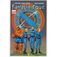 Fantastic Four 527 Variant