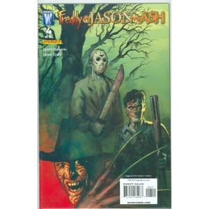 Freddy vs Jason vs Ash 4 of 6