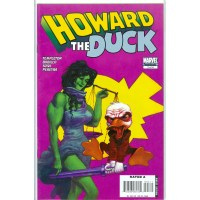 Howard the Duck 3 of 4