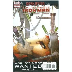 Invincible Iron Man 10 Variant