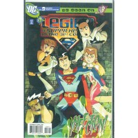Legion of the Superheroes in the 31st Century 3