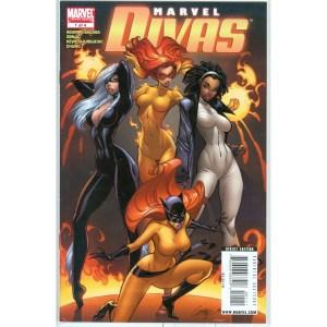 Marvel Divas 1 of 4