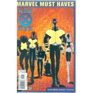 Marvel Must Haves New X-men 114-116