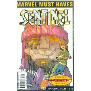 Marvel Must Haves Sentinels 1+2
