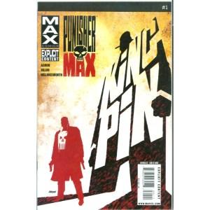 Punisher MAX Kingpin 1