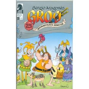 Sergio Aragones Groo 25th Anniversary