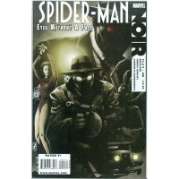 Spider-Man Noir Eyes Without a Face 2