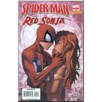 Spider-Man/Red Sonja #5