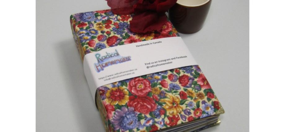 Staged Flower Journal