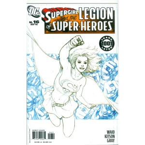 Supergirl and the Legion of Super-heroes 16 Variant