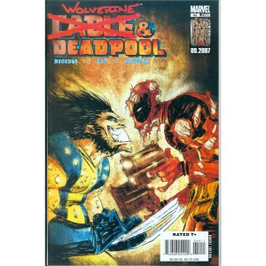 Wolverine Cable & Deadpool 44