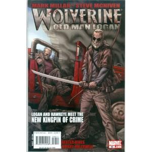 Wolverine Old Man Logan 68