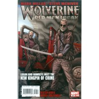 Wolverine Old Man Logan 68