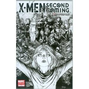 X-Men Second Coming 1 Variant 2