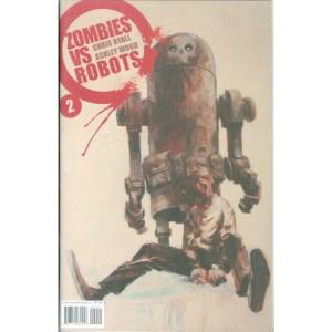 Zombies Vs Robots 2