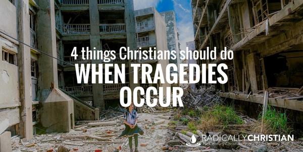 christians tragedies