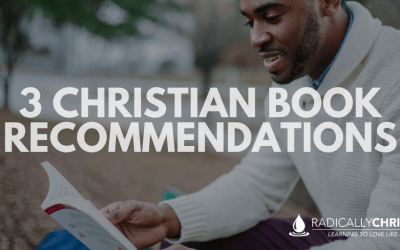 3 Christian Book Recommendations