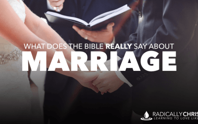 What Does the Bible Really Say About Marriage?