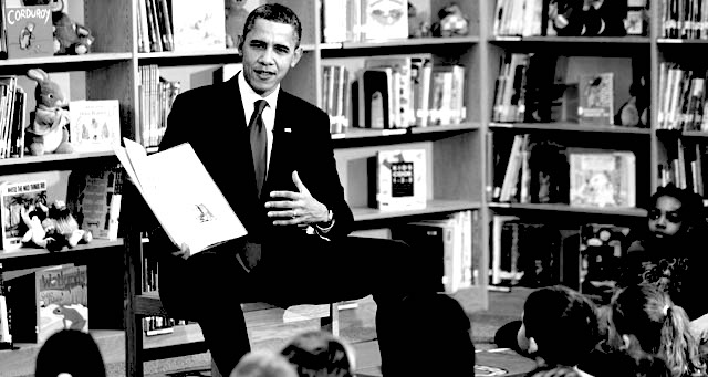 barack obama favorite books