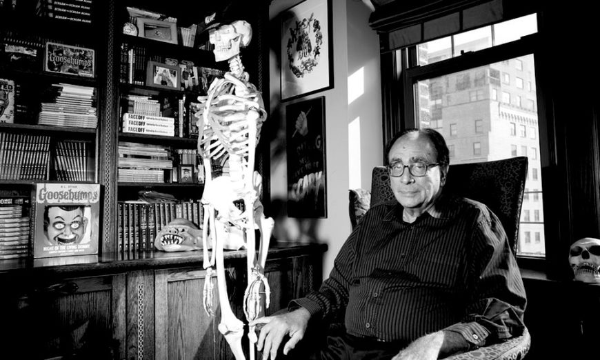 rl stine book recommendations