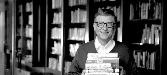 bill gates book recommendations